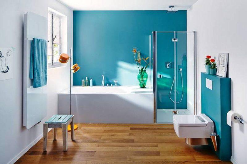 Holzfußboden Pflegen ~ Holzfußboden im bad richtige pflegen für stilvolles aussehen