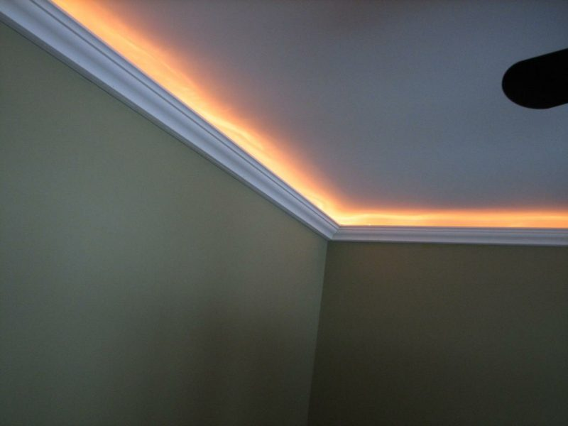 angenehme atmosph re durch indirekte beleuchtung led