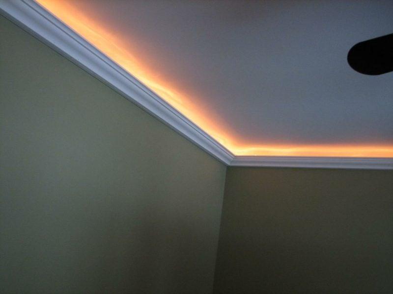 indirekte Beleuchtung Led Decke