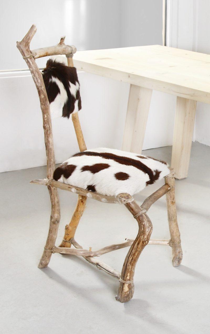 Treibholz Möbel Stuhl