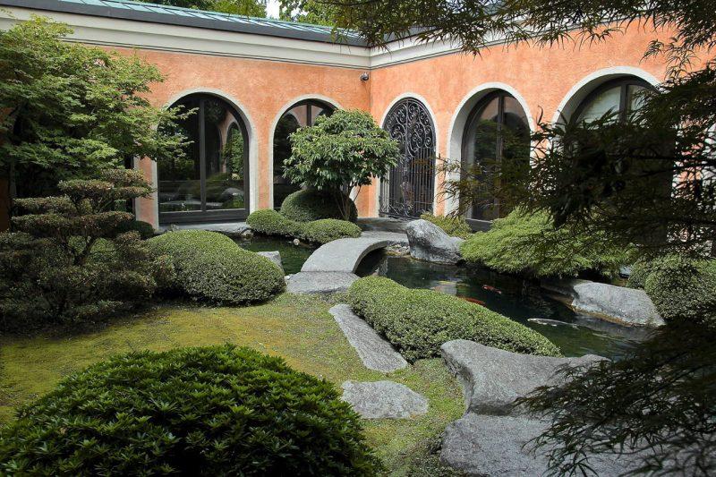 Japanische Gärten Gestaltung