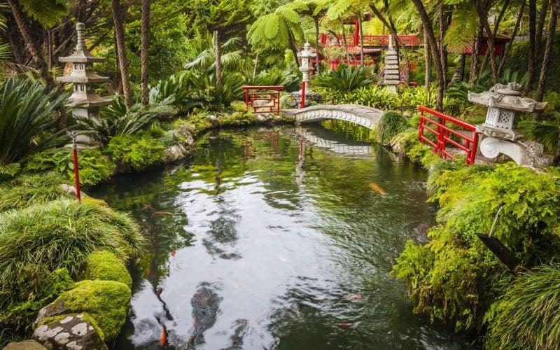 Japanische Gärten Ideen