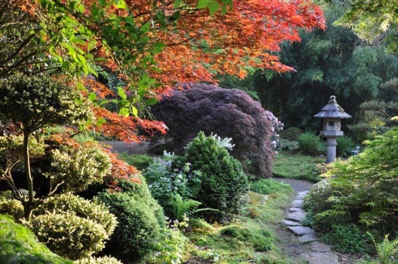 Garten ideen gestaltung  50 Ideen, wie Sie japanische Gärten gestalten - Garten - ZENIDEEN