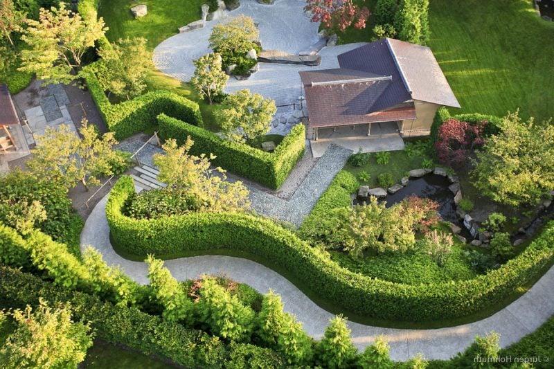 Japanische Gärten Projekt