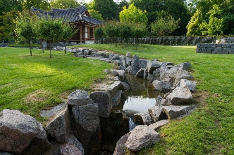 Japanische Gärten Zengarten