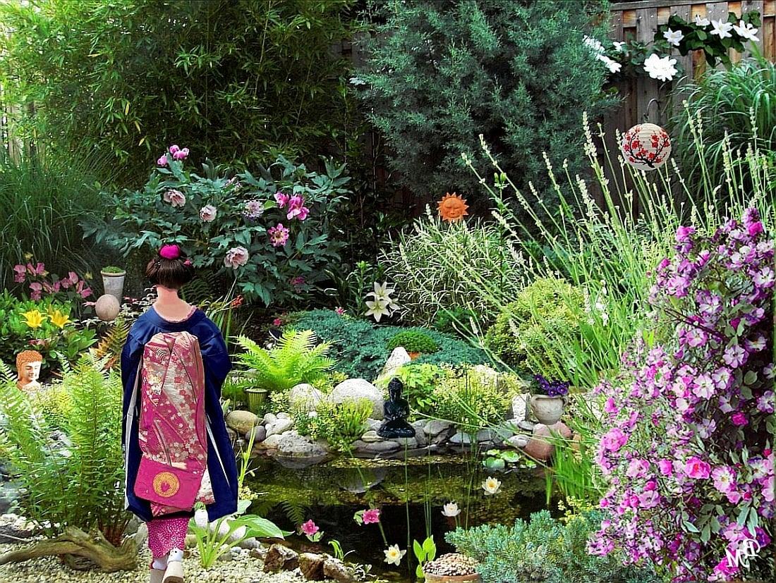 50 ideen wie sie japanische g rten gestalten garten for Asiatische gartengestaltung