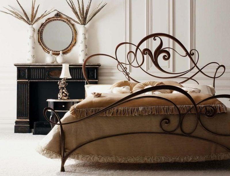 Jugendstil Merkmale Bett
