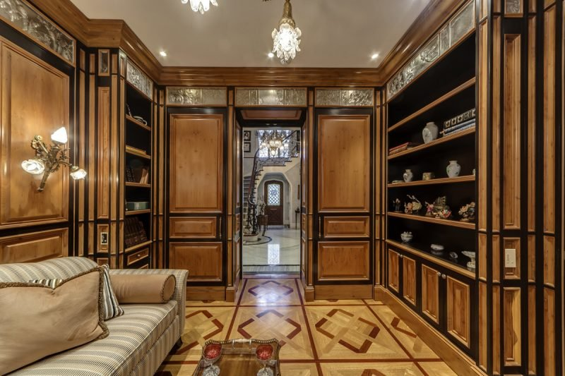 Wohnen wie ein aristokrat jugendstil merkmale in der for Wohnung inneneinrichtung
