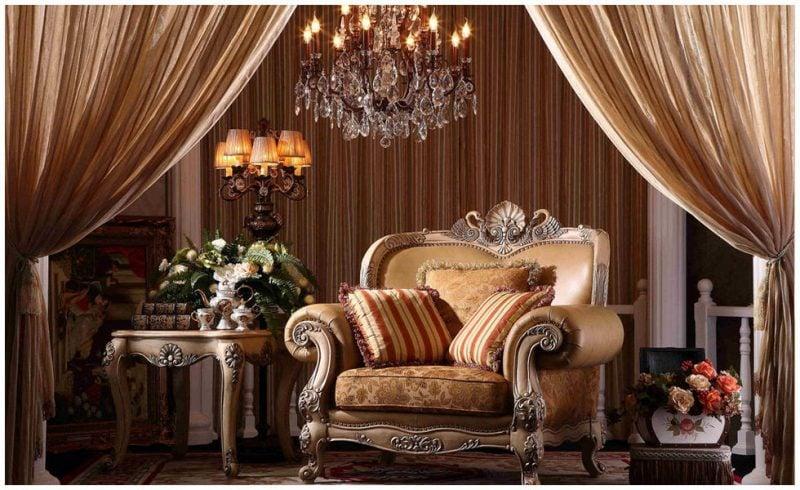Wohnen wie ein aristokrat jugendstil merkmale in der for Wohnen mobel design