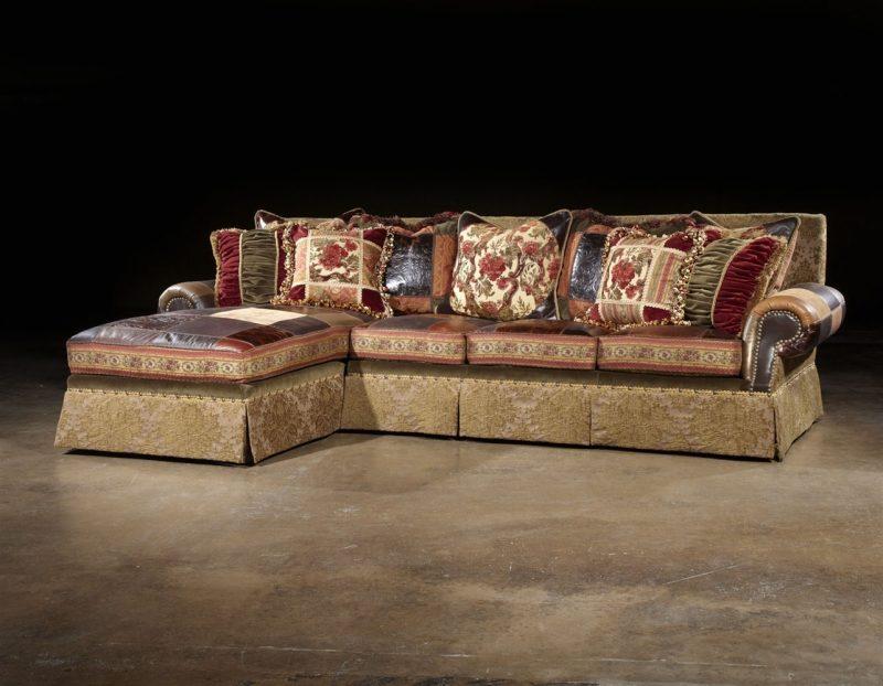 Jugendstil Merkmale Sofa