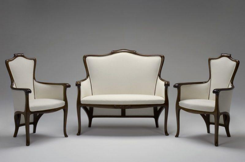 Jugendstil Merkmale Sofa Stuhle