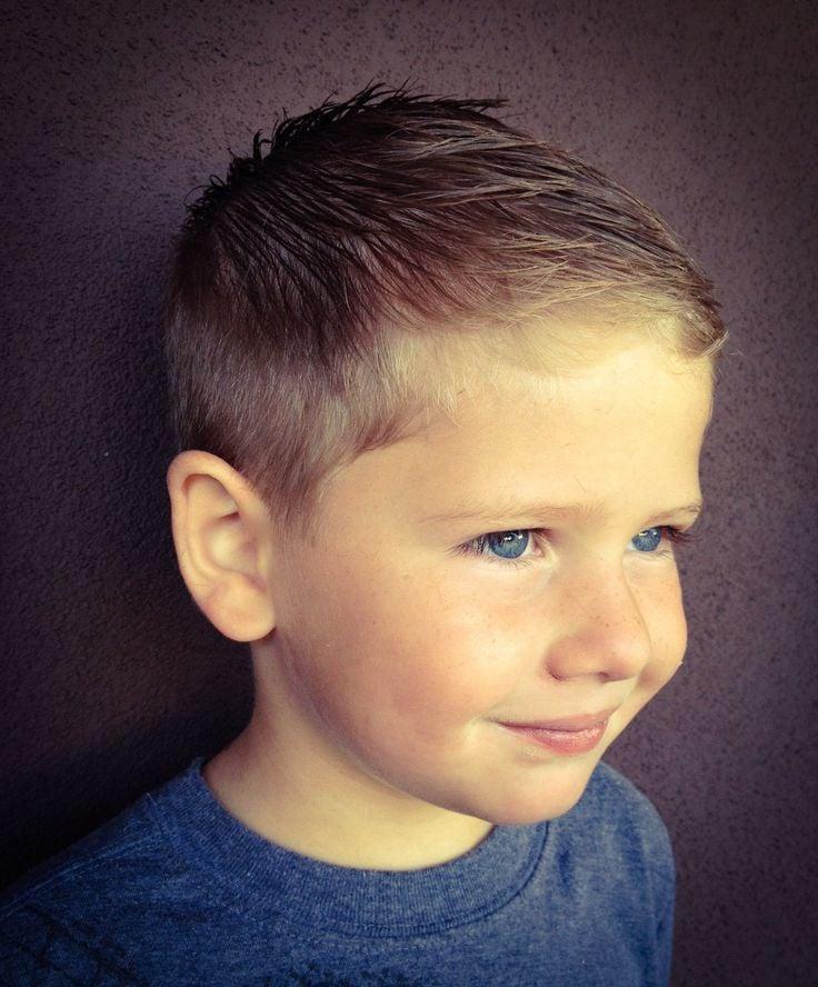 19 Trendy Jungenfrisuren 2016 Deko Amp Feiern Zenideen