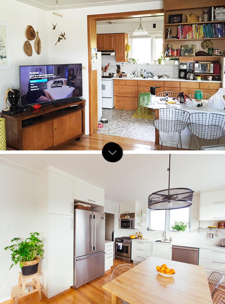 küchenfronten austauschen modernisiert