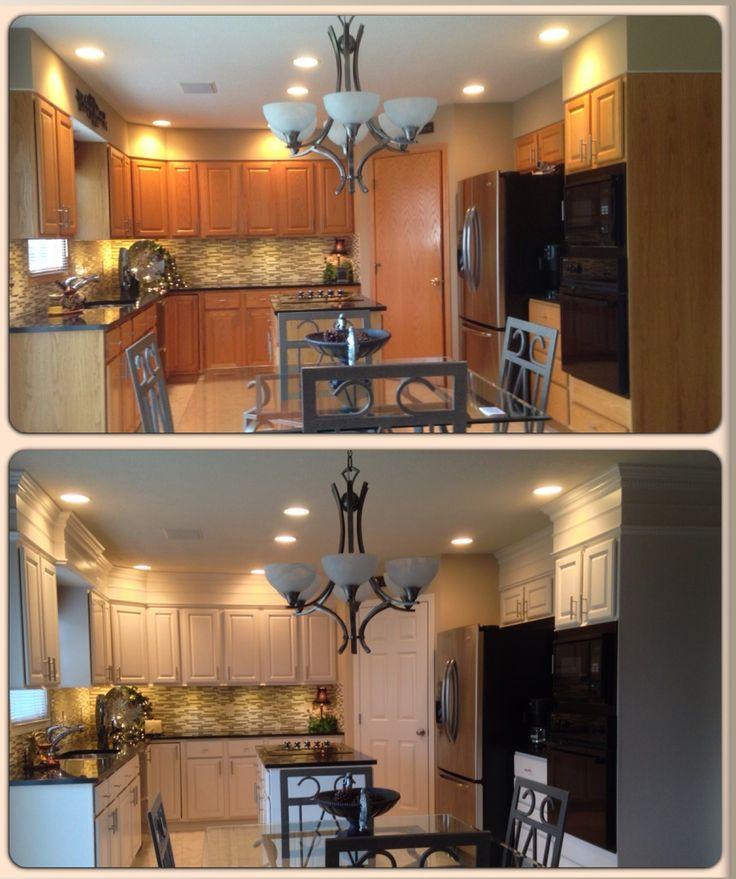 küchenfronten austauschen innovativ