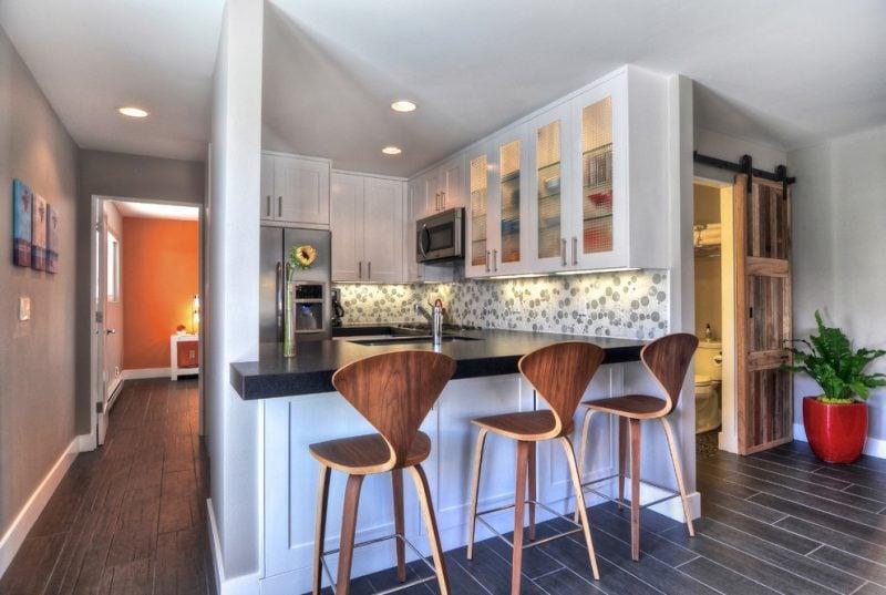 küchenfronten austauschen modern