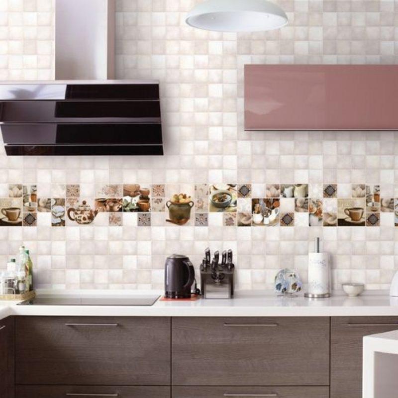 küchenwandgestaltung stylisch