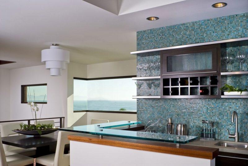 küchenwandgestaltung modern