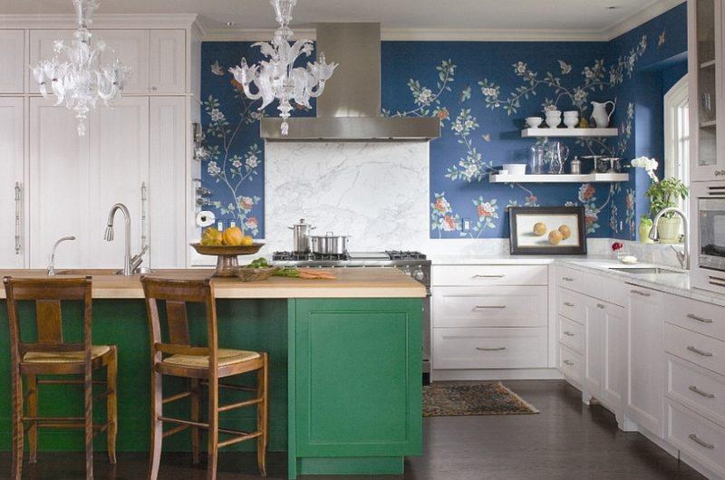 küchenwandgestaltung kreativ