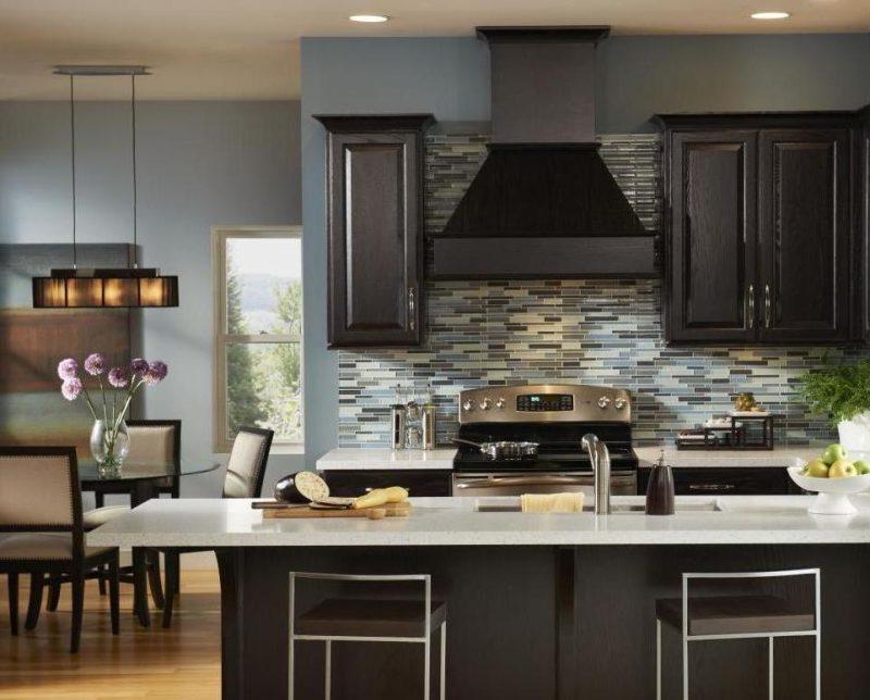 küchenwandgestaltung ultramodern
