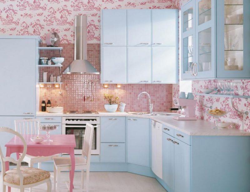 küchenwandgestaltung dezent