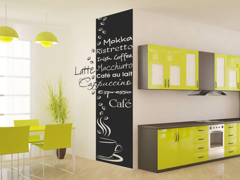 Attraktiv Frische Küchenwandgestaltung