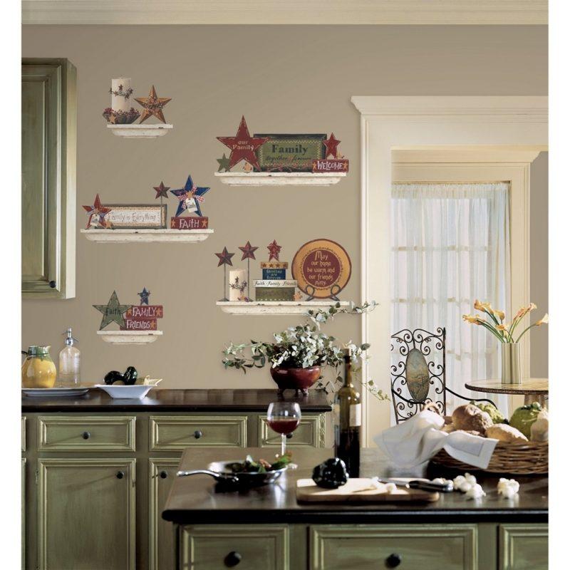 küchenwandgestaltung klassisch
