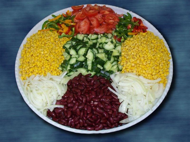 Kalte Platten Farben