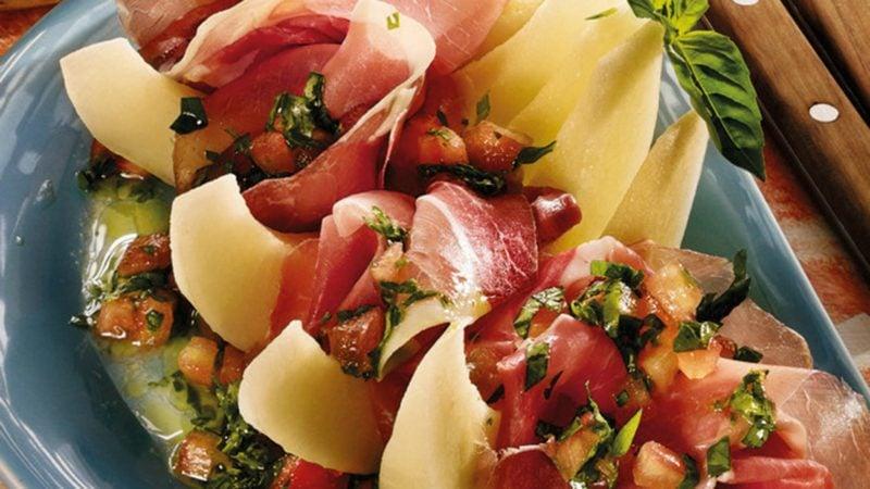 Kalte Platten Parmaschinken