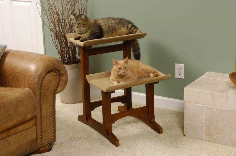 Katzenmöbel DIY Idee