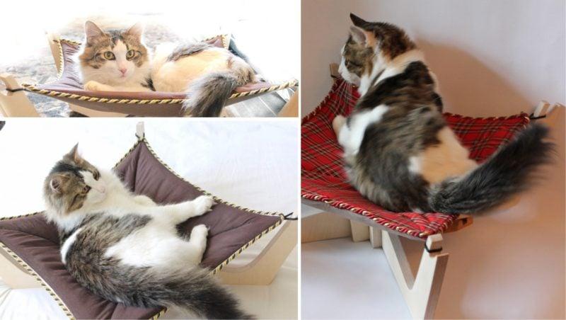 Katzenmöbel Katzenbett