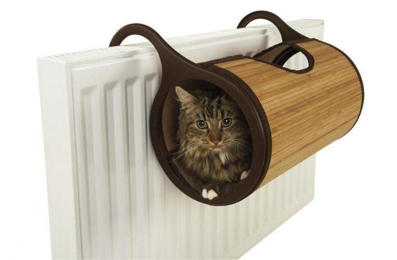 Katzenmöbel Radiator Bett