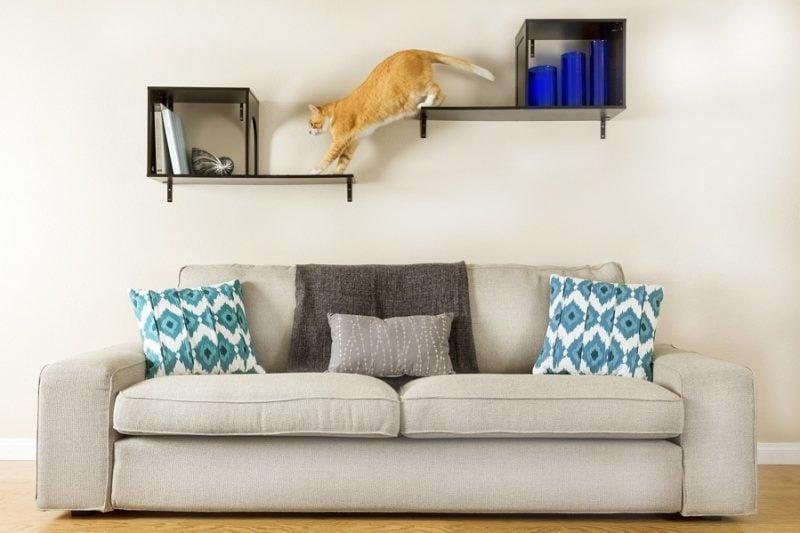 Katzenmöbel Regal