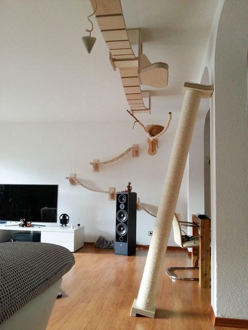 Katzenmöbel Spielraum