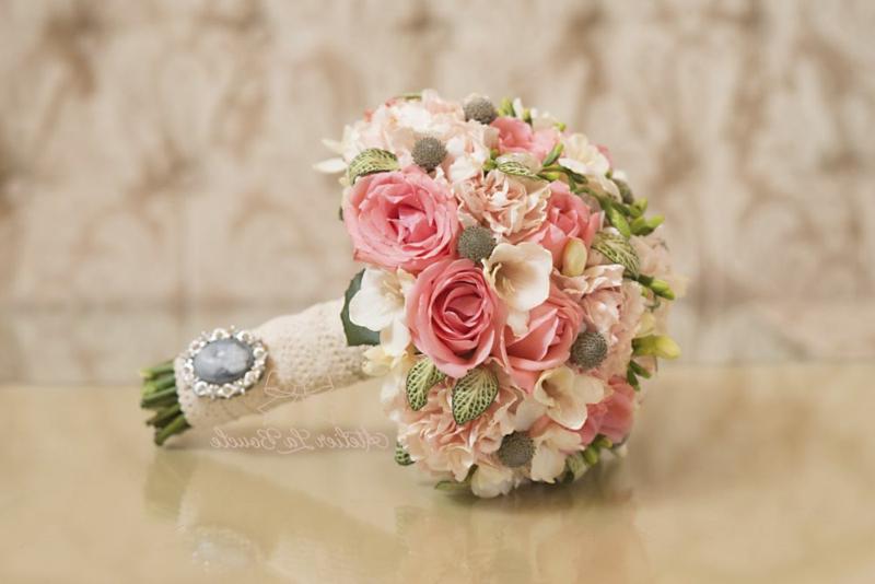 Hochzeitsstrauβ kreative Gestaltungsideen