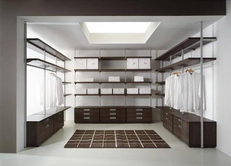 Kleiderschranksysteme Einbausystem