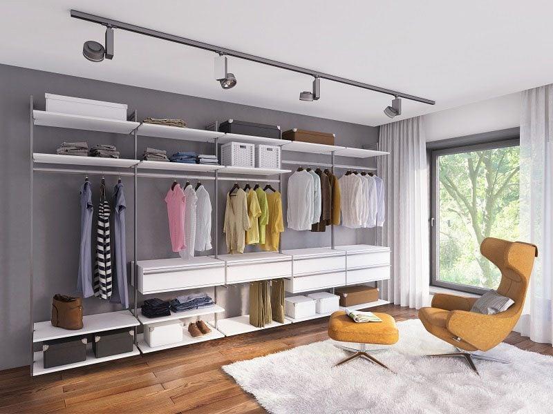 Kleiderschranksysteme Ideen