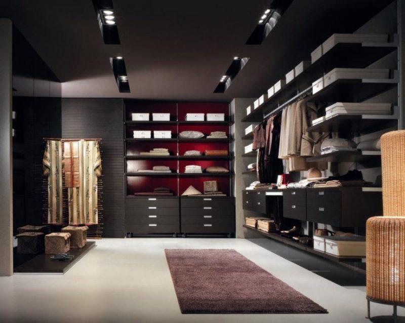 Kleiderschranksysteme Komfort