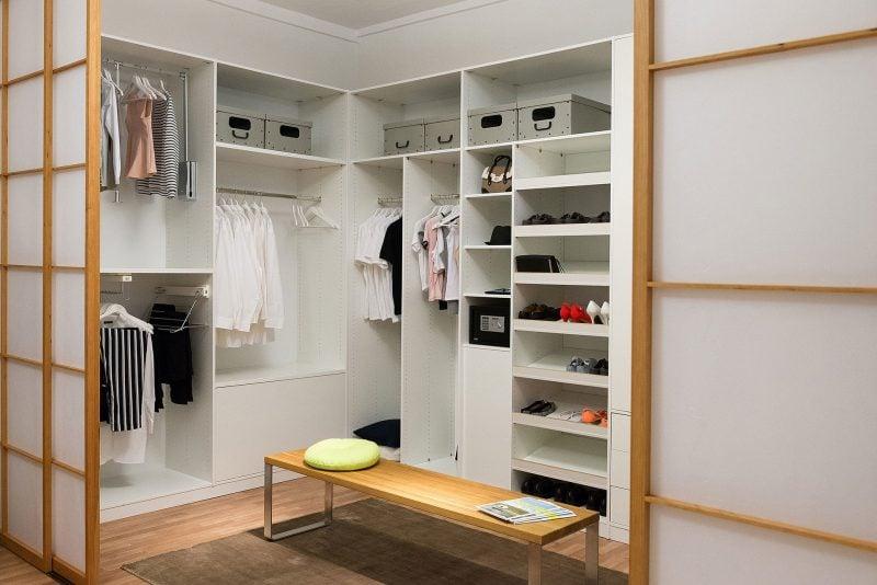Kleiderschranksysteme Ecke