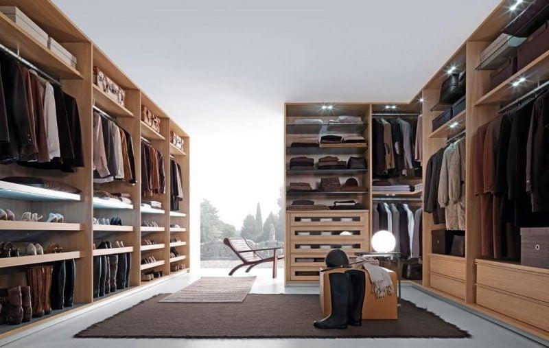 Kleiderschranksysteme groszügig