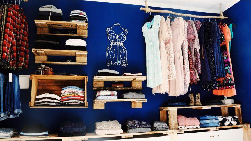 Kleiderschranksysteme selbstgemacht