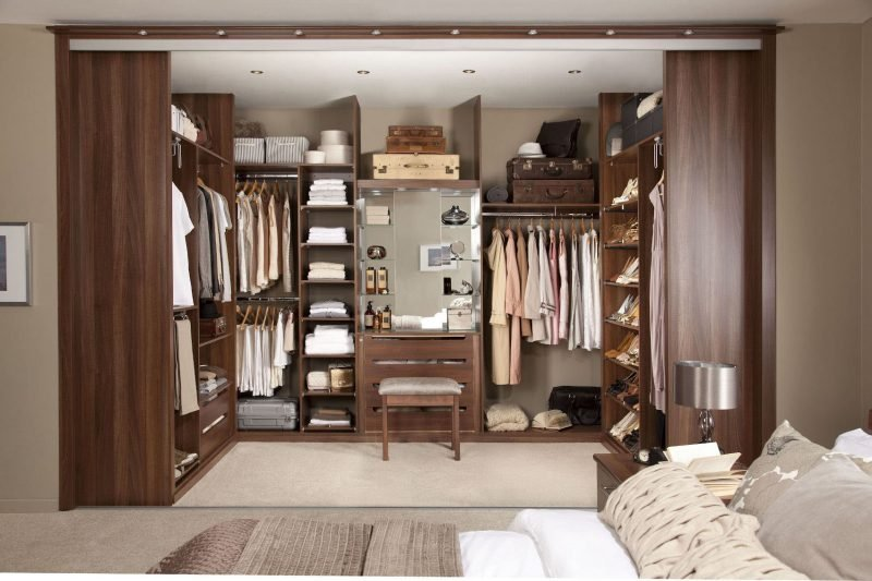 Kleiderschranksysteme Idee