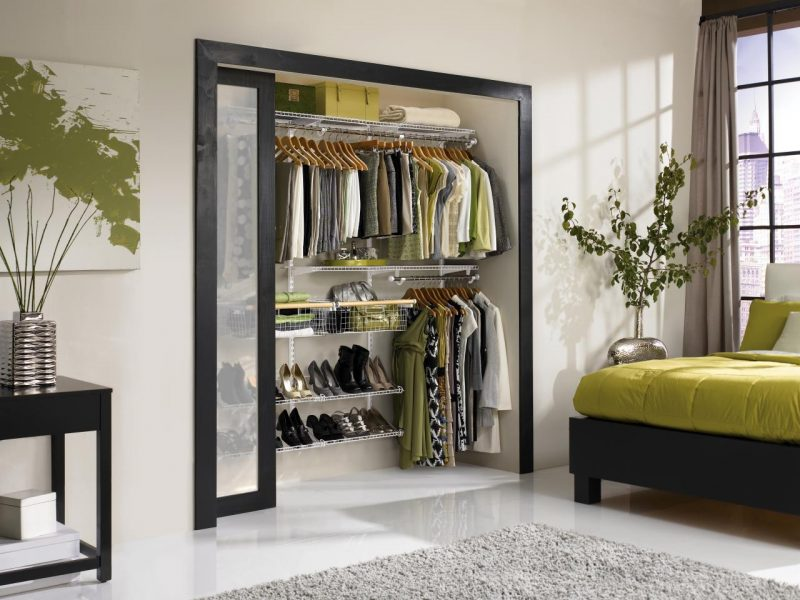 Kleiderschranksysteme Glasture