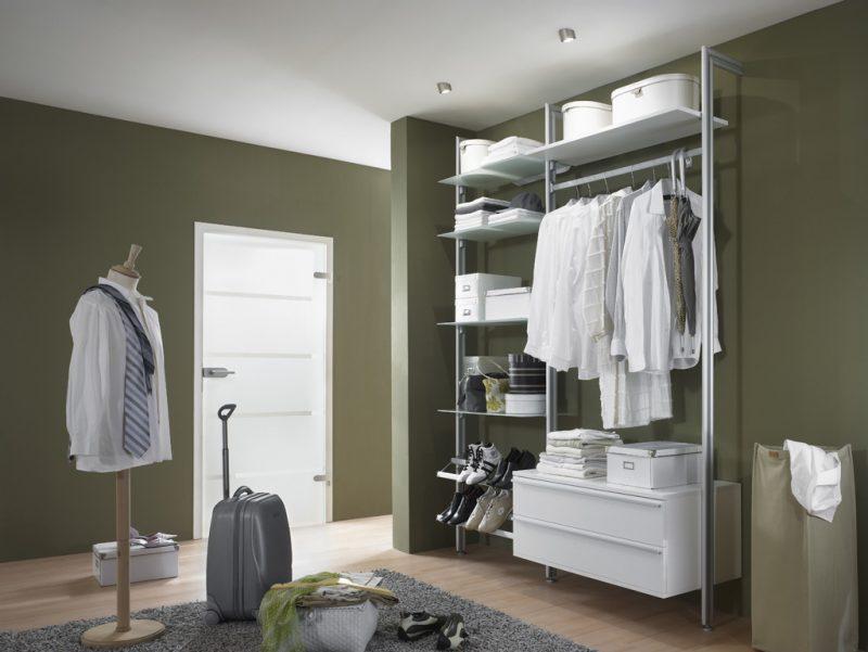 Kleiderschranksysteme Klein