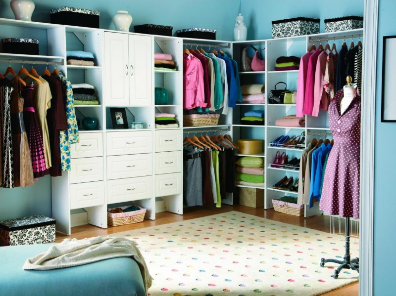 Kleiderschranksysteme Landhausstil