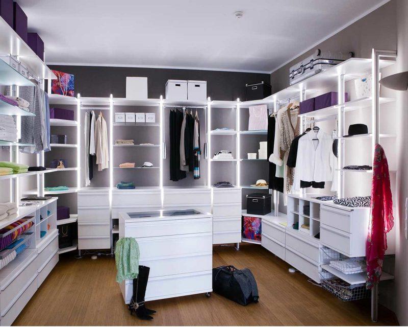Kleiderschranksysteme Modern