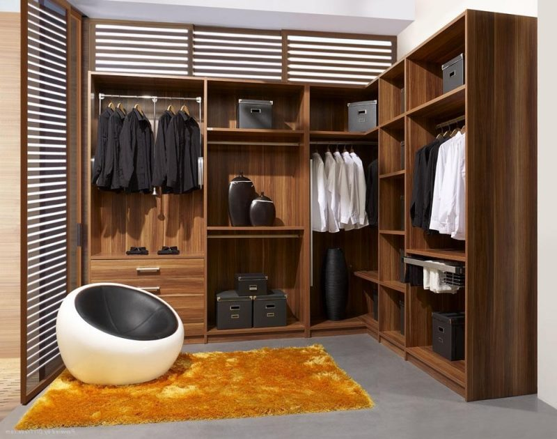 Kleiderschranksysteme offene