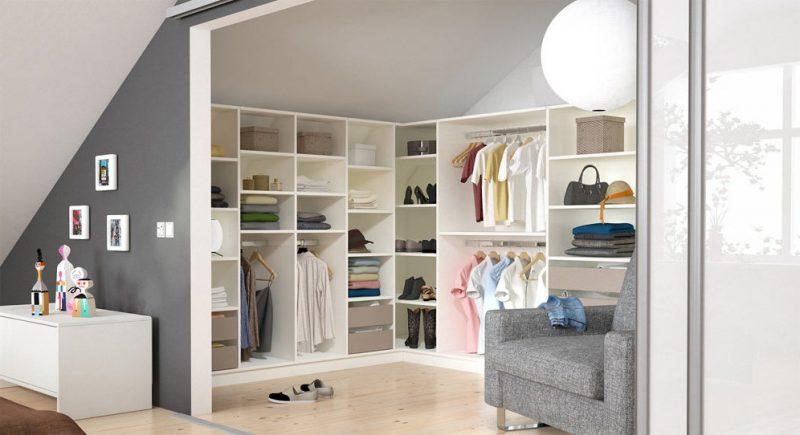 Kleiderschranksysteme Raum