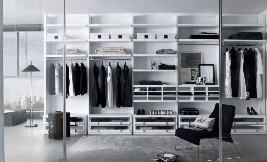 Ideen für Kleiderschranksysteme