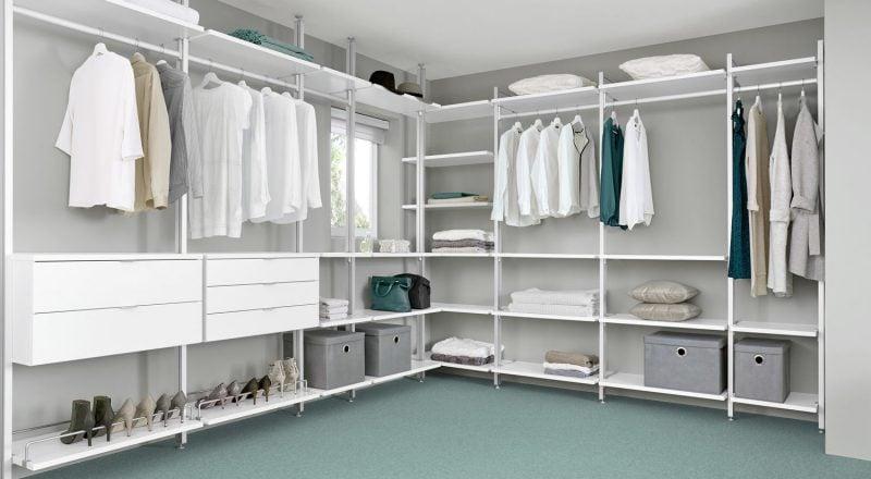 Kleiderschranksysteme Begehbar