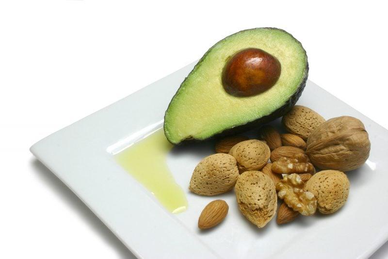 Körperentgiftung mit Avocado und Wallnuss